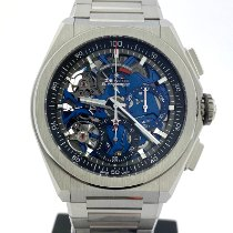 Zenith Titanium 44mm Automatic 95.9002.9004/78.M9000 new