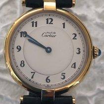 Cartier Tank Vermeil 590003 1990 gebraucht