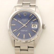 Rolex Oyster Perpetual Date Stahl 34mm Blau Deutschland, MÜNCHEN