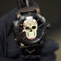 Romain Jerome Steel Automatic RJ.T.AU.FM.001.16 new United States of America, Texas, Laredo
