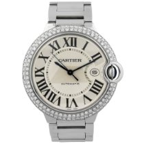 Cartier 3001 Steel Ballon Bleu 42mm 42mm pre-owned United States of America, California, Fullerton