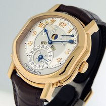Daniel Roth Rose gold 44mm Automatic 121.Y.40.16250.CN.BD pre-owned United States of America, California, Los Angeles
