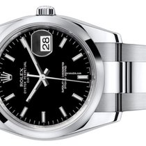 Rolex Oyster Perpetual Date 115200 2013 pre-owned
