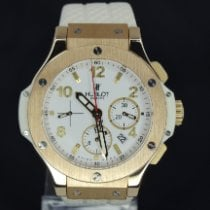Hublot Rose gold Automatic White pre-owned Big Bang 44 mm