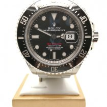Rolex Sea-Dweller Steel 43mm Black No numerals Singapore, Singapore