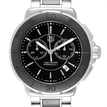 TAG Heuer Formula 1 Lady Steel 41mm Black United States of America, Georgia, Atlanta