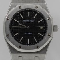 Audemars Piguet Royal Oak Selfwinding Acciaio 39mm Nero Italia, Roma