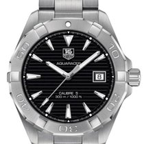 TAG Heuer Steel 40.5mm Automatic WAY2110.BA0928 pre-owned United Kingdom, Wilmslow
