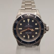 Rolex Submariner (No Date) 5513 1982 usados