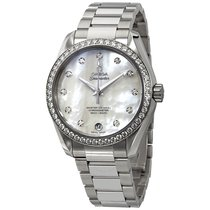 Omega Steel 38.5mm Automatic 231.15.39.21.55.001 new