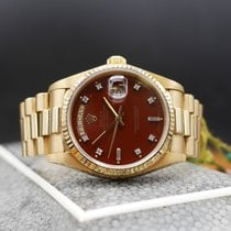 Rolex Day-Date 36 Or jaune 36mm Or Sans chiffres France, Paris