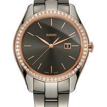 Rado HyperChrome Diamonds new Quartz Watch with original box and original papers R32125102