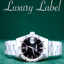 Rolex Oyster Perpetual Date Acero 34mm Negro Sin cifras España, Madrid