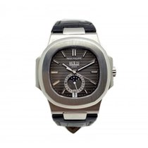 Patek Philippe Nautilus Steel 46.7mm Black Singapore, Singapore