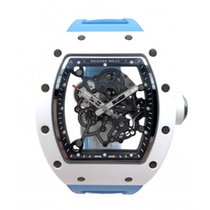 Richard Mille Ceramic 49.9mm Manual winding RM 55 pre-owned Singapore, Singapore