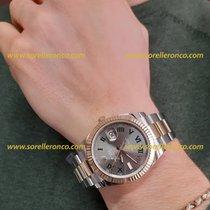 Rolex Datejust 126333  ROLEX WIMBLEDON ACCIAIO ORO GIALLO OYSTER 2020 nuovo
