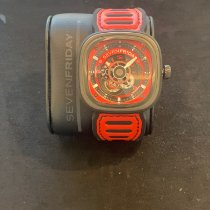 Sevenfriday Steel 47mm Automatic P3B/06 new