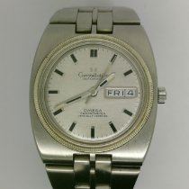 Omega Constellation Day-Date Steel 36mm Silver United Kingdom, Leicestershire