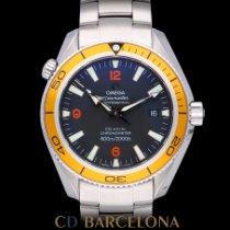 Omega Seamaster Planet Ocean Acero 42mm Negro Sin cifras España, Barcelona