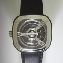 Sevenfriday Steel 47mm Automatic M1-03 new