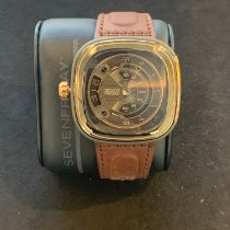 Sevenfriday M2-1 Steel 47mm Bronze No numerals