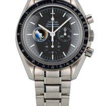 Omega Speedmaster Professional Moonwatch Stahl 42mm Schwarz Keine Ziffern Schweiz, Zug