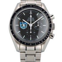 Omega Speedmaster Professional Moonwatch nuovo 1998 Manuale Cronografo Solo orologio 145.0022