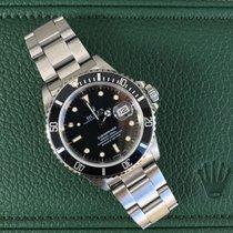 Rolex Submariner Date 168000 1987 μεταχειρισμένο