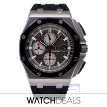 Audemars Piguet 26400IO.OO.A004CA.01 Titane 2018 Royal Oak Offshore Chronograph 44mm occasion