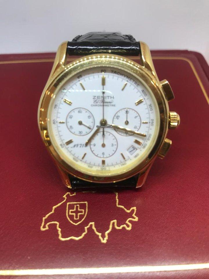 Zenith El Primero Chronograph 30.0220.400 1991 nouveau