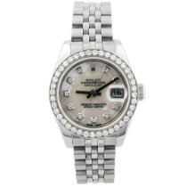 Rolex Lady-Datejust 179160 2010 подержанные