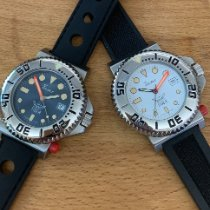 Squale Steel Automatic pre-owned