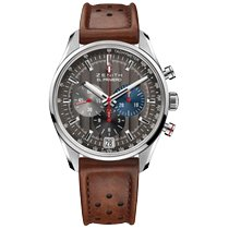 Zenith El Primero 36'000 VpH new 2020 Automatic Chronograph Watch with original box and original papers 03.2046.400/25.C771