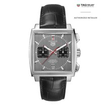 TAG Heuer Monaco Calibre 12 CAW211J.FC6476 Edizione Limitata 1000 pz Calibro 12 Grigio 2020 new