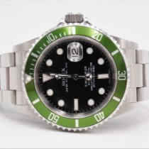 Rolex Submariner Date 16610LV 2005 подержанные