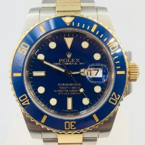 Rolex Submariner Date 116613LB 2011 pre-owned