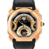 Bulgari Octo Rose gold 45mm Black United States of America, New York, Brooklyn