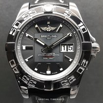 Breitling Cockpit Steel 41mm Grey No numerals