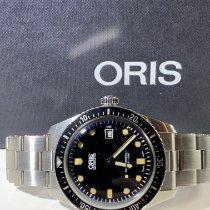 Oris Divers Sixty Five Steel 42mm Black United States of America, Connecticut, Danbury