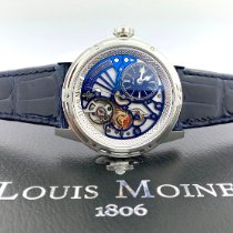 Louis Moinet LM-50.10.20 Otel 2020 Tempograph 43.5mm nou