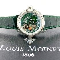 Louis Moinet Çelik 43.5mm Otomatik LM-50.10.31 yeni