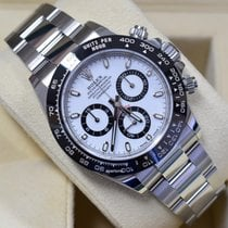 Rolex Daytona Steel 40mm White No numerals United States of America, Virginia, Arlington