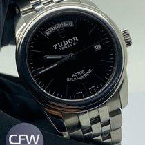 Tudor 56000 Stahl Glamour Date-Day 39mm gebraucht