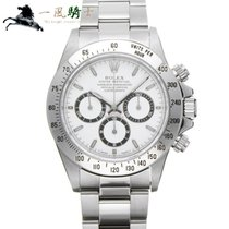 Rolex Daytona Steel 40mm White