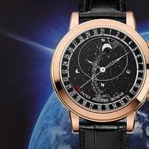 Patek Philippe Rose gold Automatic Grey new Celestial