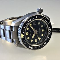 Seiko Marinemaster Сталь 44.3mm Синий Без цифр