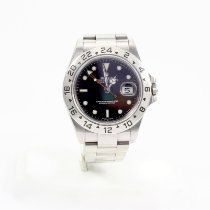 Rolex Explorer II Steel 40mm Black No numerals United States of America, California, beverly hills