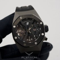 Audemars Piguet 26560IO.OO.D002CA.01 Titanium 2016 Royal Oak Concept 44mm new