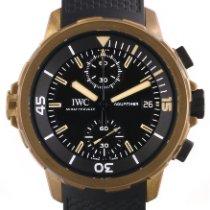 IWC IW379503 Bronze 2018 Aquatimer Chronograph 44mm pre-owned