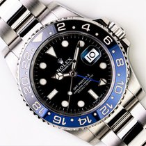 Rolex GMT-Master II 116710BLNR 2015 pre-owned